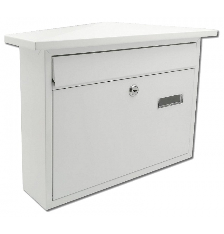 Mailbox X-FEST KT02 - White