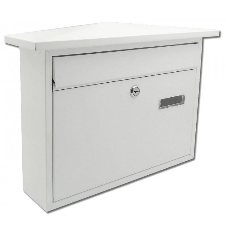 Poštová schránka X-FEST KT02 - Biela