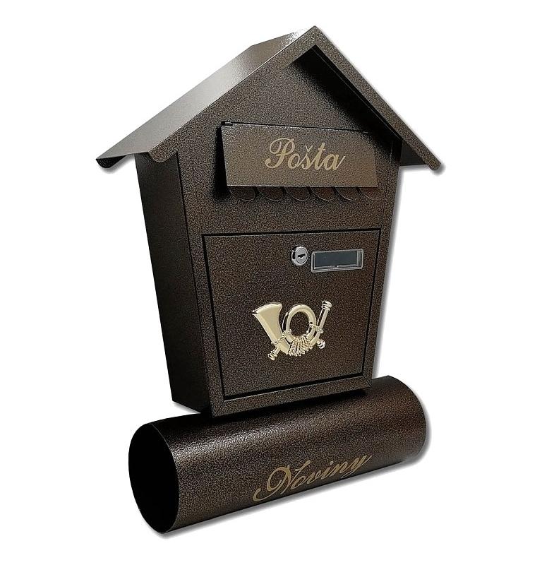 Mailbox X-FEST STEFAN