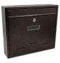 Mailbox X-FEST RADIM - Antique copper