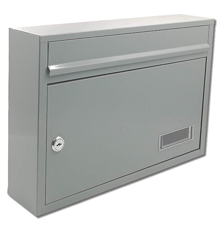 Poštová schránka X-FEST RADEK - Šedá