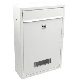 Poštovní schránka X-FEST TECH - Bílá