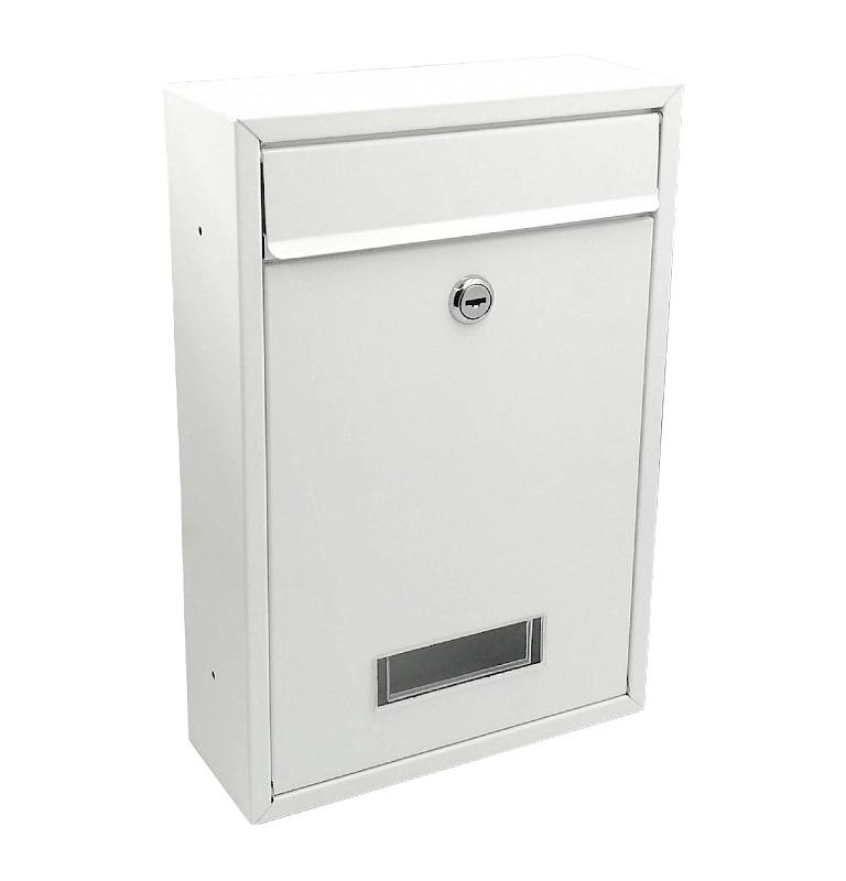 Poštová schránka X-FEST TECH - Biela