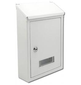 Mailbox X-FEST CT3 - White