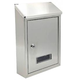 Mailbox X-FEST CT3 inox