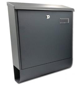 Poštová schránka X-FEST RUBEN - Černá