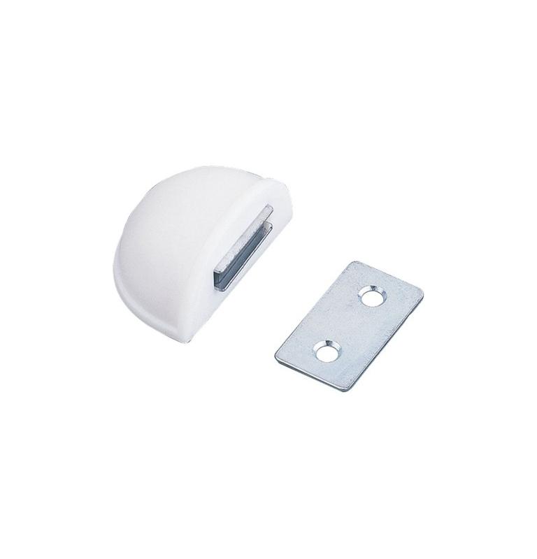 Nalepovacia magnetická zarážka dverí