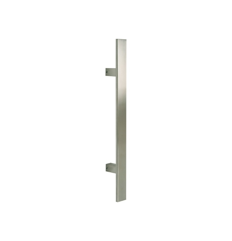 Pull handle FIMET 841S - BN - Brushed stainless steel