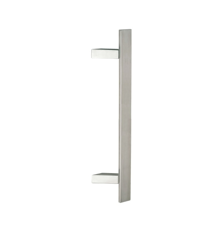 Pull handle FIMET 841Z - BN - Brushed stainless steel