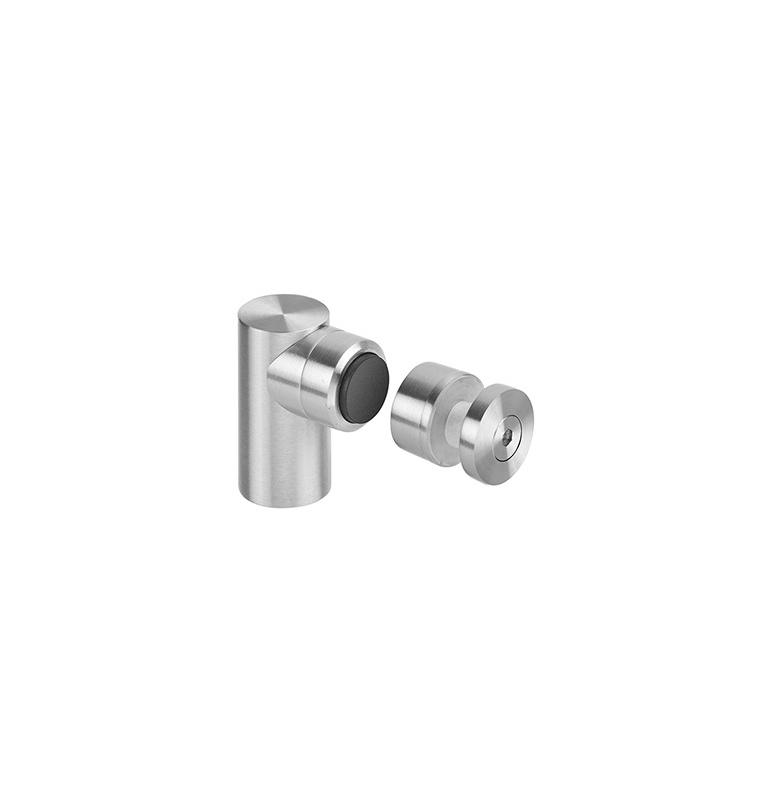 Mágneses ajtóütköző az üveg JNF IN.13.187