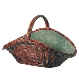 Wicker basket for wood 21.02.603.2