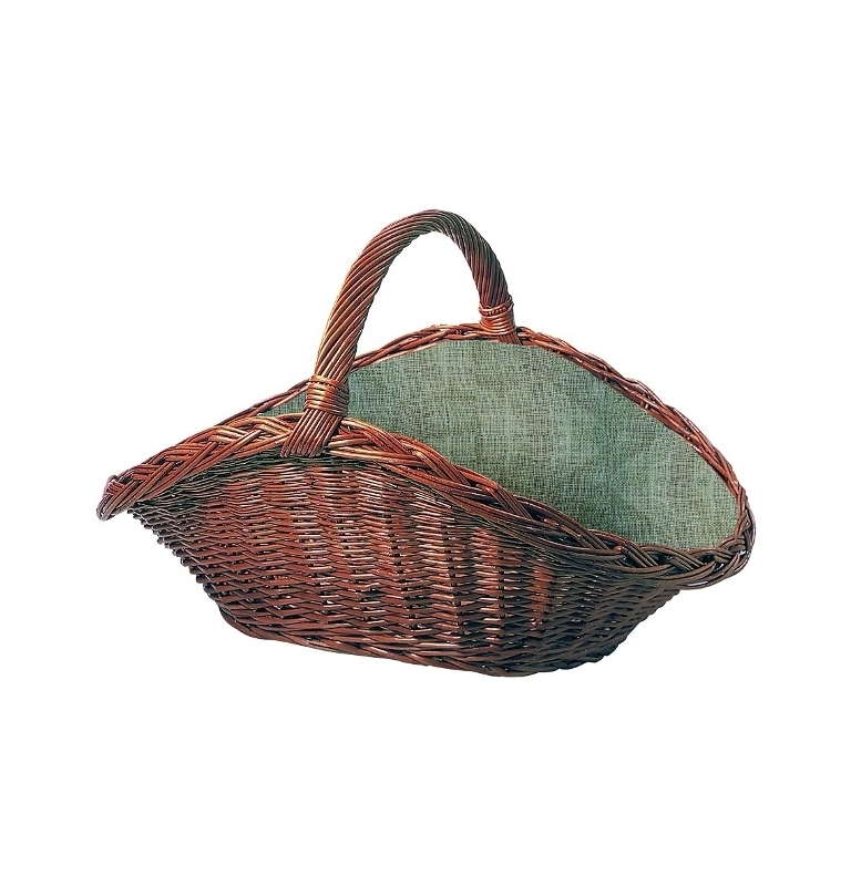 Wicker basket for wood LIENBACHER 21.02.603.2