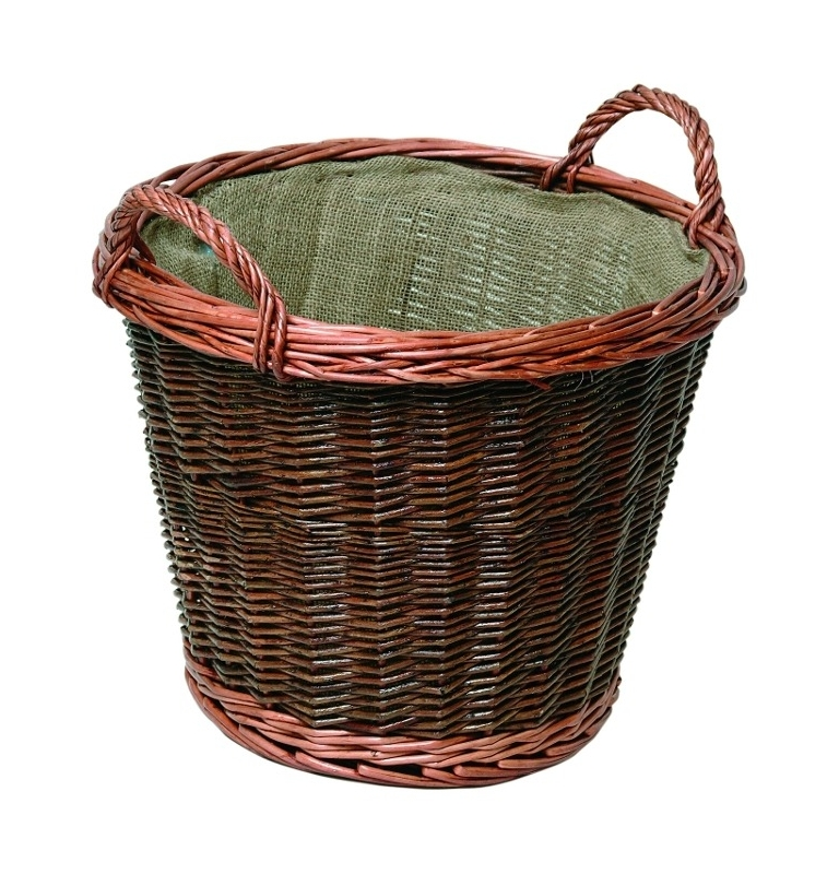 Wicker basket for wood LIENBACHER 21.02.609.2