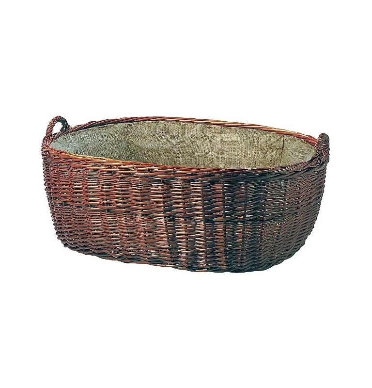 Wicker basket for wood LIENBACHER 21.02.604.2