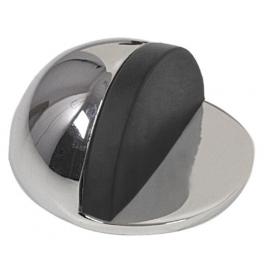 Door stopper ball glued - OC - Polished chrome