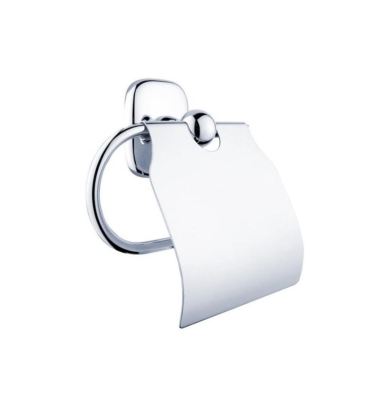 Toilet roll holder with lid NIMCO SIMONA SI 7255B-26
