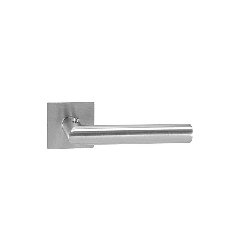 Handle Griffwerk LUCIA PIATA S QUATTRO - HR - S2L - BN - Brushed stainless steel