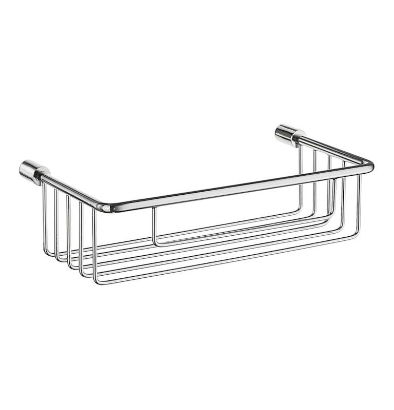Bathroom shelf SMEDBO SIDELINE DK1001