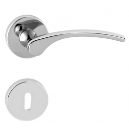 Handle FORME LAURA 2 - R - OC - Polished chrome