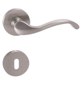 Handle FORME CAST - R - ONS - Brushed nickel