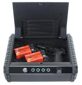Bezpečnostná schránka GUNMASTER XL pre krátke zbrane a cennosti