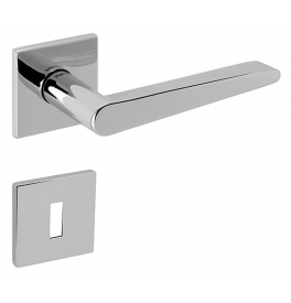 Handle TUPAI SECO - HR 1964 5S - OC - Polished chrome
