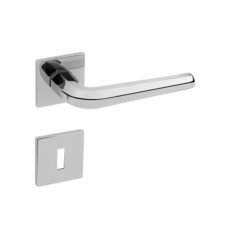 Handle TUPAI OKTAGON - HR 4160 5S - OC - Polished chrome