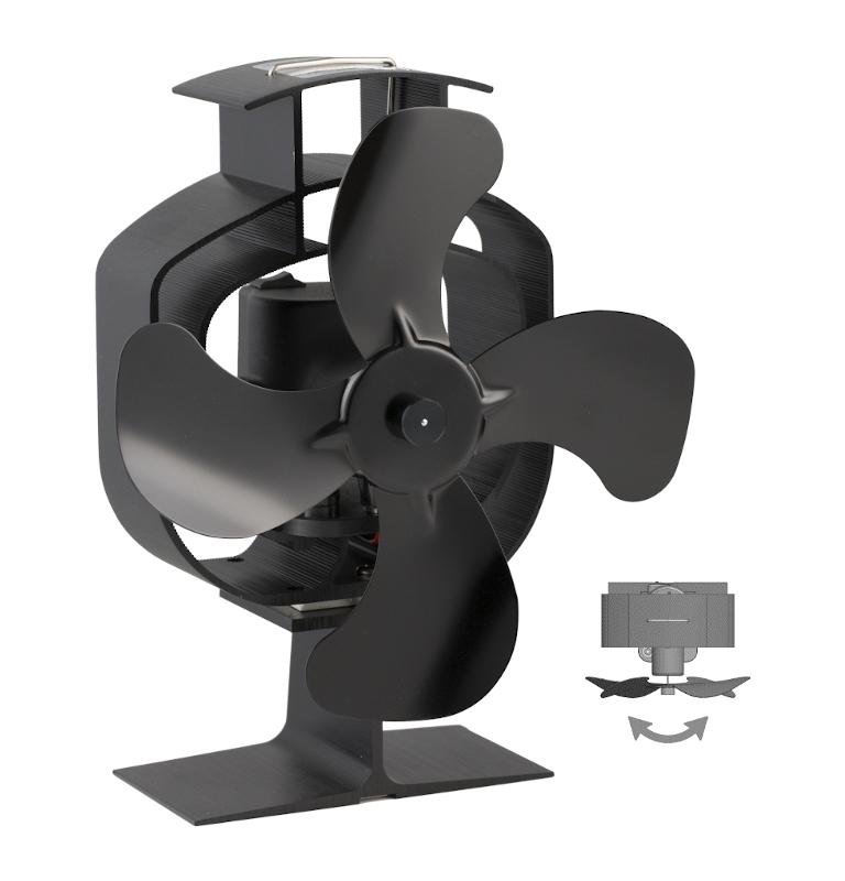 Oscilačný termoelektrický ventilátor LIENBACHER 21.00.383.2