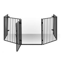 Fireplace safety fence LIENBACHER 21.02.450.2