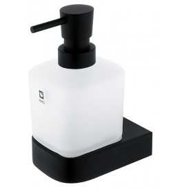 Soap Dispenser NIMCO KIBO NIKAU BLACK NKC 30031C-T-90