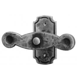 Fensterolive LIENBACHER RUSTIK 400 - Schmiedeeisen grau