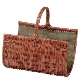Wicker basket for wood LIENBACHER 21.02.611.2