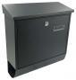 Mailbox X-FEST RUBEN 2 - Anthracite