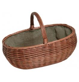 Wicker basket for wood LIENBACHER 21.02.612.2