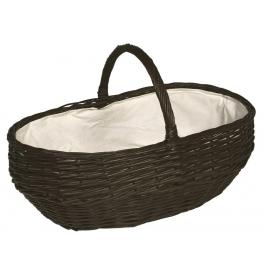 Wicker basket for wood LIENBACHER 21.02.612.DK
