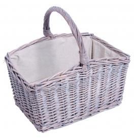Wicker basket for wood LIENBACHER 21.02.627.2