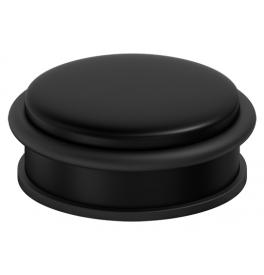 Ajtóütköző METAL-BUD - BS - Fekete matt