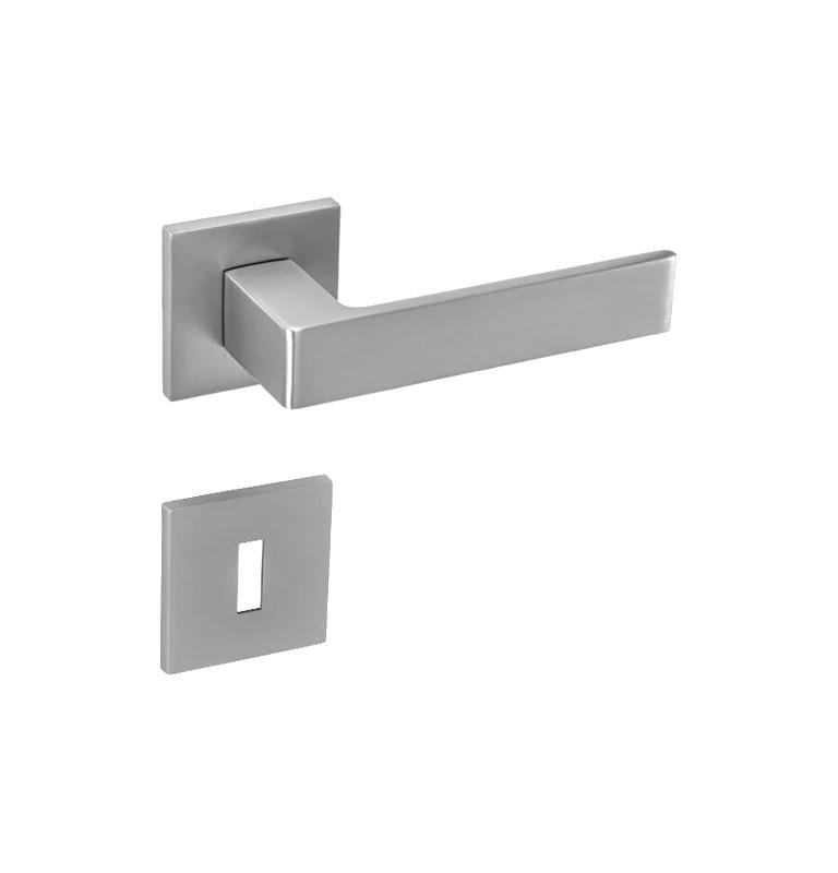 Handle HIT - HR SQ6 - OCS - Brushed chrome