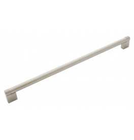 Furniture handle ALENA - Imitation of stainless steel