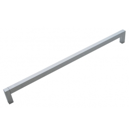 Furniture handle CORINE - Polished chrome