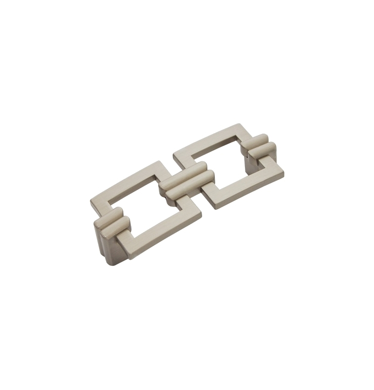 Furniture handle WMN 040 - Imitation of stainless steel