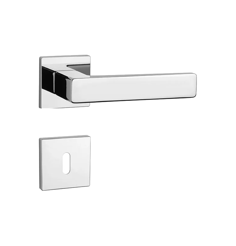 Handle APRILE ERICA - HR 7S - Polished chrome