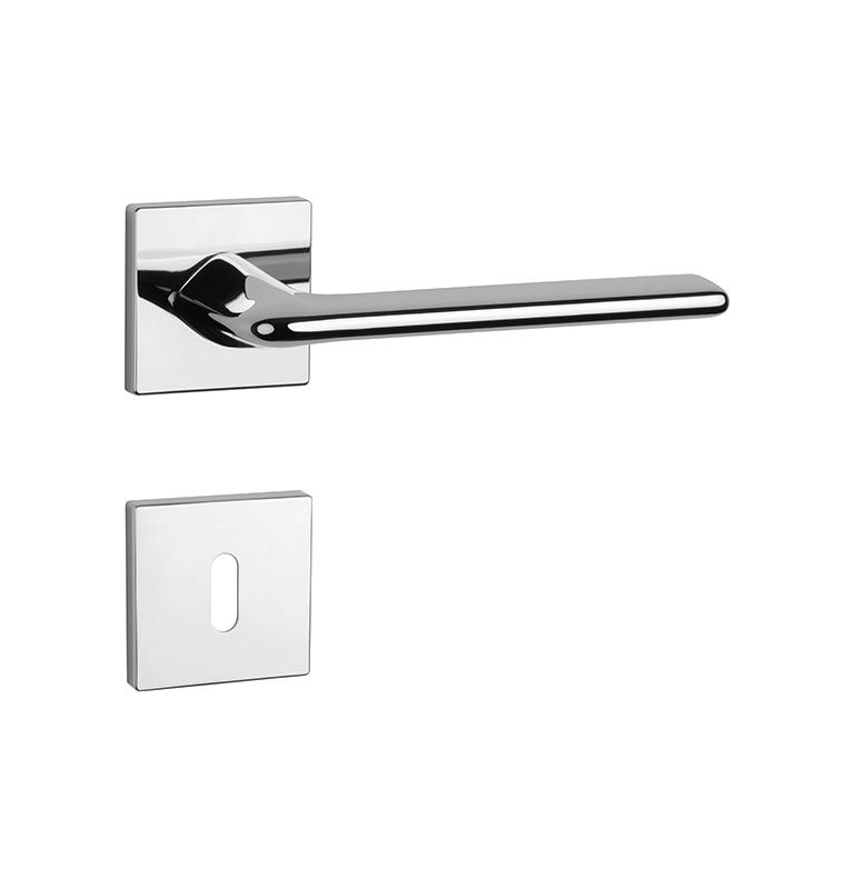 Handle APRILE LILA - HR 7S - Polished chrome