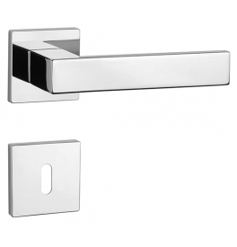 Handle APRILE PINA - HR 7S - Polished chrome