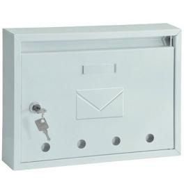 Briefkasten ROTTNER IMOLA - Weiß