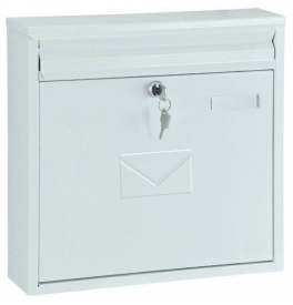 Mailbox ROTTNER TERAMO White