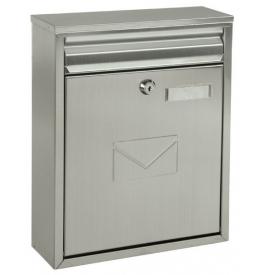 Briefkasten COMO inox