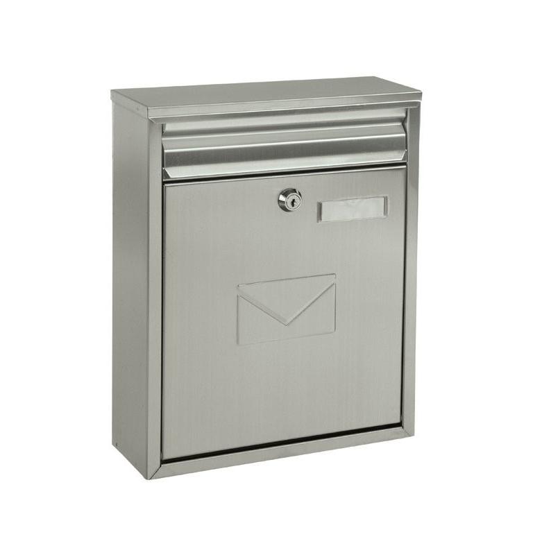 Poštová schránka ROTTNER COMO nerez