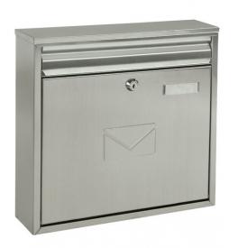 Poštovní schránka TERAMO nerez