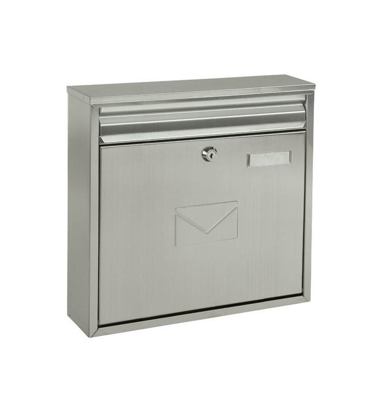 Mailbox ROTTNER TERAMO inox